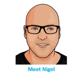 Nigel Whitfield Commercial Finance Consultant